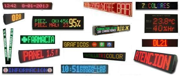 linear led signs