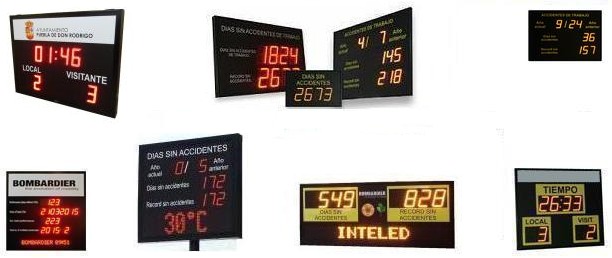 job security led boards